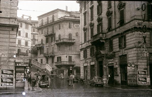 Rome; 26 September 1956