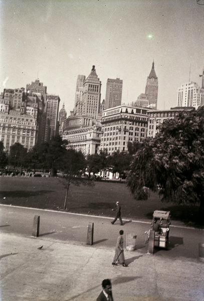 New York; 15-18 Sep 1937