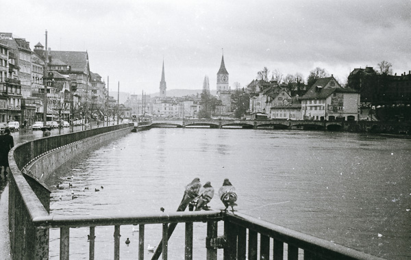 Zurich, Switzerland; 28 November 1956