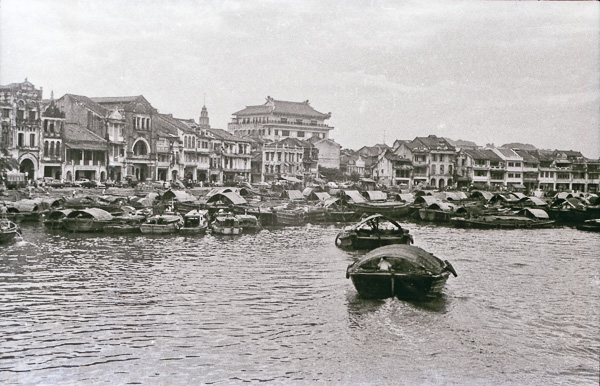 Singapore; 30 November 1956