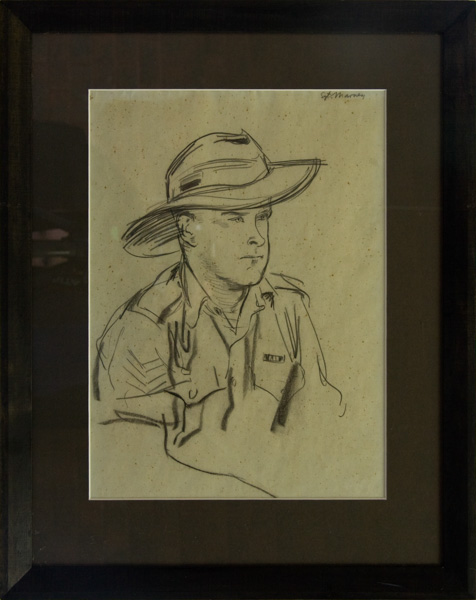 Sgt. Marney, MM