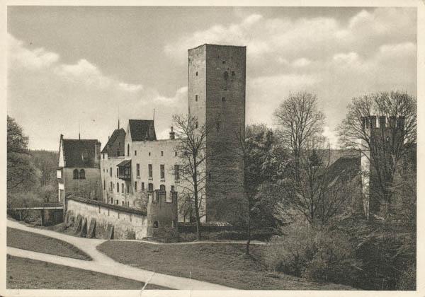 Schloß Grünwald, erbaut 1293
