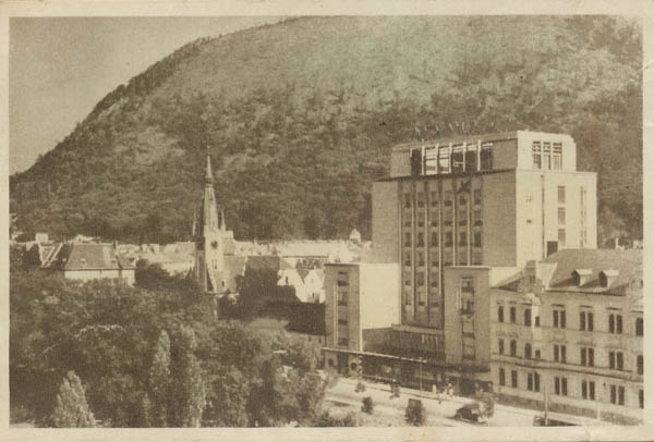 View of Orasul Stalin